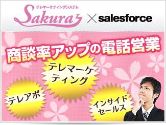Sakuraテレマーケティングシステム