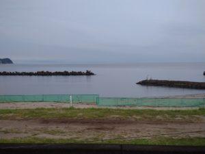 静かな海の写真